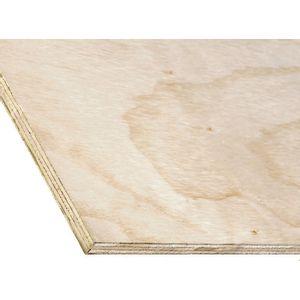 Terciado Estructural 12 x 1220 x 2440 mm Arauco Natural