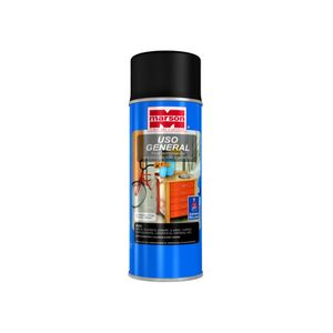 Esmalte Sintético 485 ml Marson Negro brillante