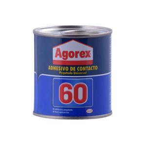 Adhesivo Contacto 1/16 Galón 60 Transparente