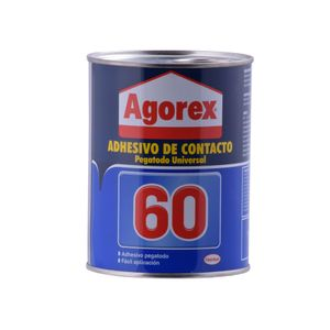 Adhesivo Contacto 1 Litro 60 Transparente