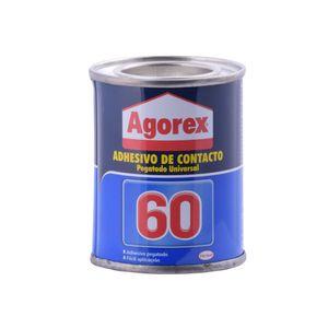 Adhesivo Contacto 1/32 Galón 60 Transparente