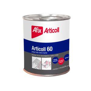 Adhesivo Contacto 1/16 Galón Articoll 60 Ámbar