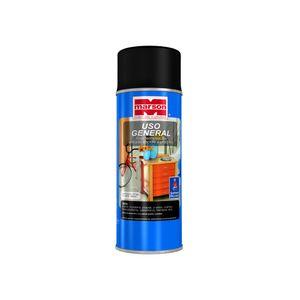 Esmalte sintético 485 ml Marson Black Opaque
