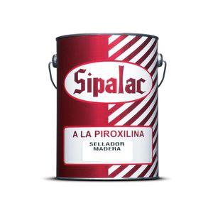 Sellador Madera 1 Galón Sipalac Sipa Transparente de incoloro