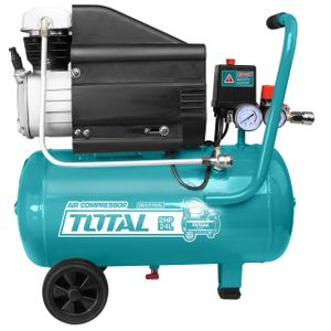 Compresor de aire 2 Hp / 24 Litros TC120246 Total Industrial